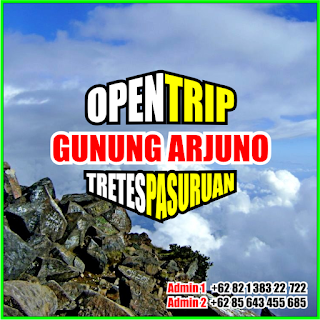 Open Trip Gunung Arjuno 2021 Via Tretes Pasuruan 2H1M