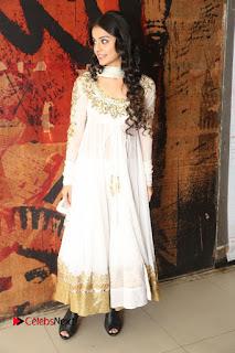 Telugu Actress Mahima Makwana Stills in White Desginer Dress at Venkatapuram Movie Logo Launch  0216.JPG