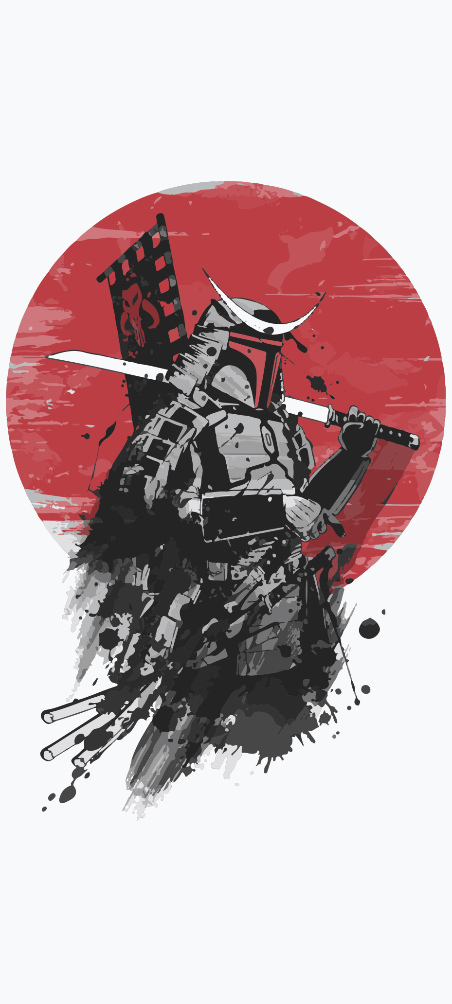Iphone Wallpaper Samurai Heroscreen Cool Wallpapers
