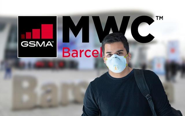 انسحاب جماعي لشركات التكنولوجيا من معرض MWC 2020 بسبب فيروس كورونا