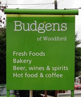 Budgens of Woodford