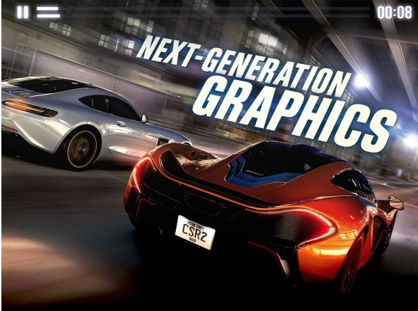 CSR Racing 2 Apk Mod v1.8.2 (Unlimited Money)