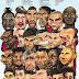 Caricatura dos Campeões Europeus. [jornal A BOLA]. #Portugal #EURO2016