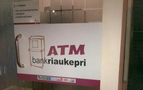 166 Daftar Alamat Atm Bank Riau Kepri Sch Paperplane