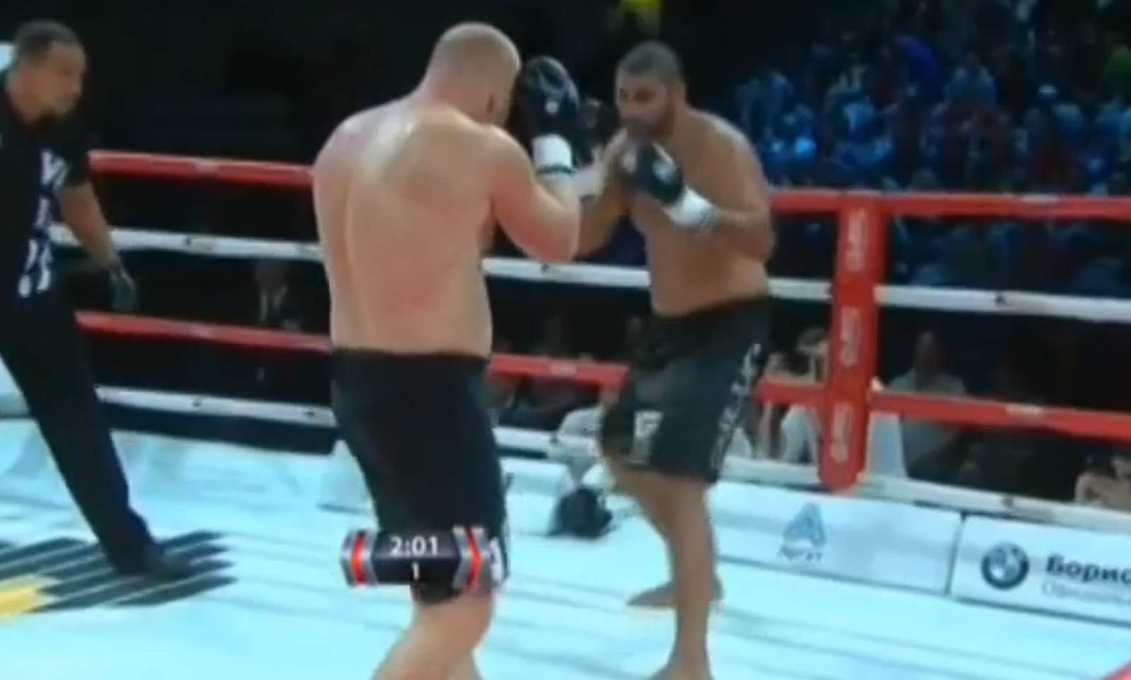 Video: Sergei Kharitonov vs  Anderson