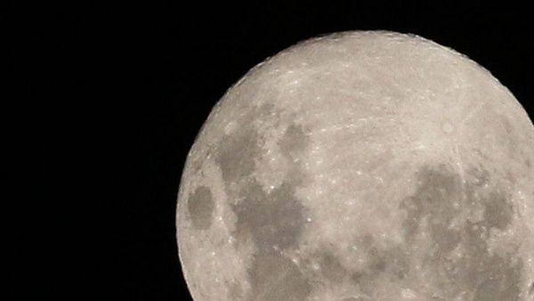 """La """"Superluna de marzo"""" iluminará el cielo este lunes"""
