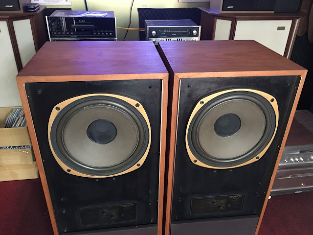 Loa Tannoy Arundel - Made in Great Britain