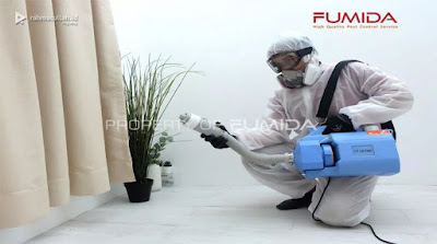 Jasa Disinfektan by Fumida
