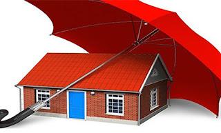 Waterproofing of house