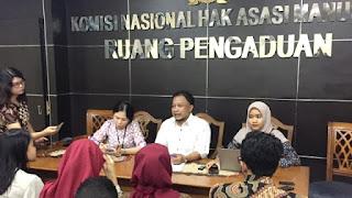 LBH Jakarta Laporkan Polisi ke Komnas HAM