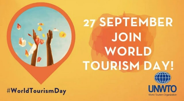 Happy Tourism Day 27 Sep