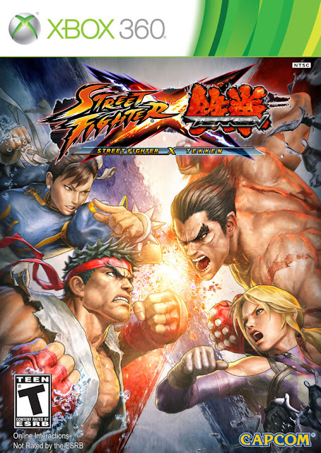 Street Fighter X Tekken Full PC Game Free Download