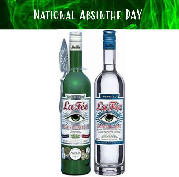 National Absinthe Day Wishes Lovely Pics