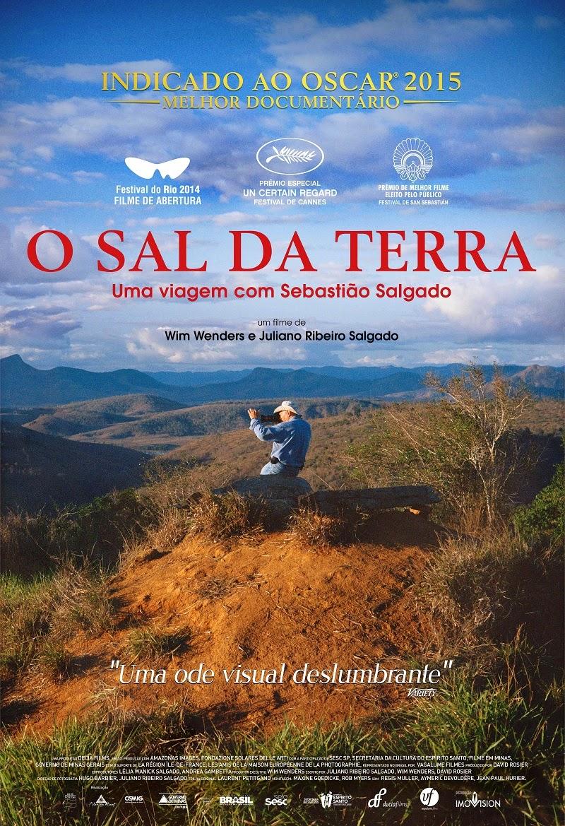O sal da Terra - documentário Sebastião Salgado