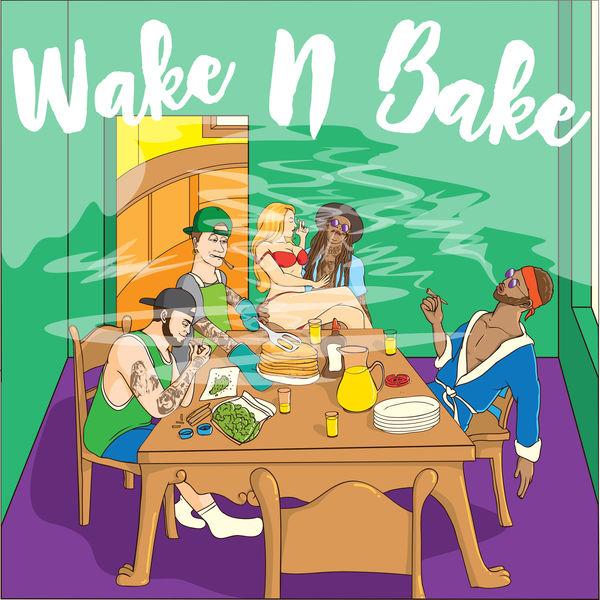 Goodtimes x Garage – Wake n Bake (feat. Ty Dolla $ign, Nathan Palmer, Abe Arnold & Joey Stylez) – Single [iTunes Plus AAC M4A]