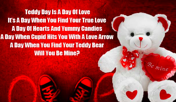 Beautiful Teddy Day 2018 Wallpapers