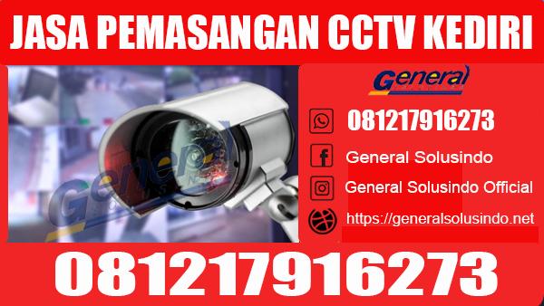 Jasa Pemasangan CCTV Kras Kediri Murah