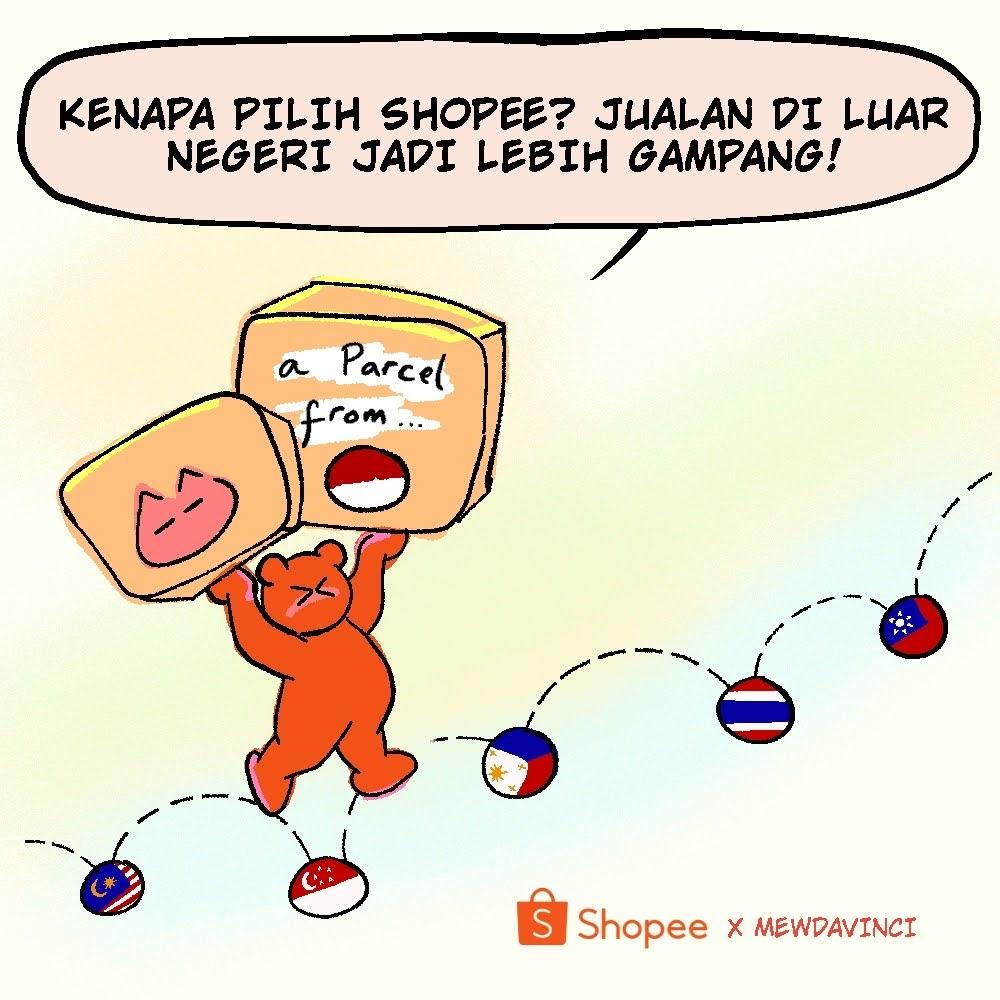 Jualan di Shopee