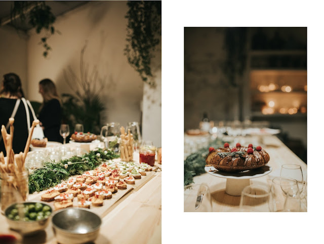 green mama catering - fotografía Irene Ruiz Posada