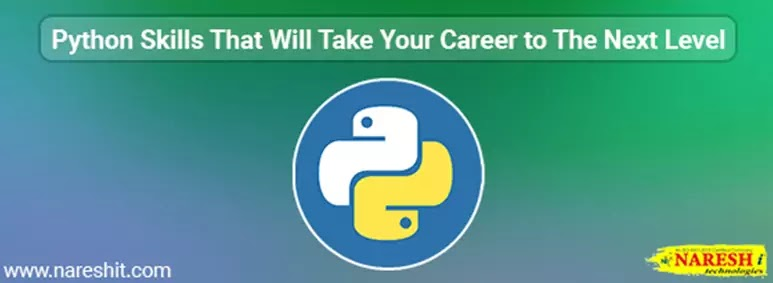 Python Skills That Will Take Your Career to The Next Level