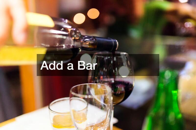 Add a Bar