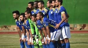نادي طنطا يفرض التعادل على حرس الحدود بهدف لمثله في الجولة الثالثه من الدوري المصري