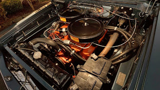 1963 Plymouth Savoy Max Wedge Engine 02