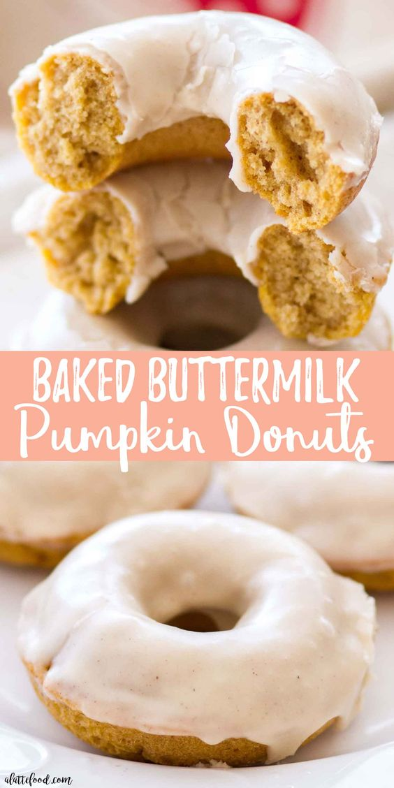 Buttermilk Pumpkin Donuts #buttermilk #pumpkin #donuts #donutrecipes #cake #cakerecipes #dessert #dessertrecipes #easydessertrecipes