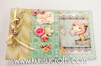 Kurisu Crafts, un lugar donde realizar talleres de scrapbooking