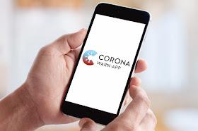 Corona App Heruntergeladen