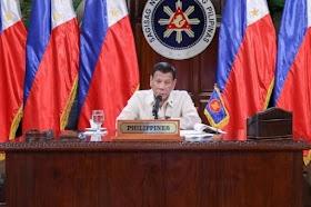 Duterte Extends lockdown until May 15
