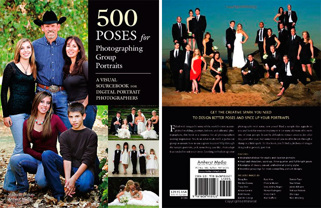 Descargar Gratis Libro PDF 500 Poses for Photographing Group Portraits by Michelle Perkins