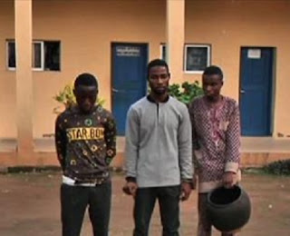 ALLEGED KILLER OF UNIOSUN STUDENT