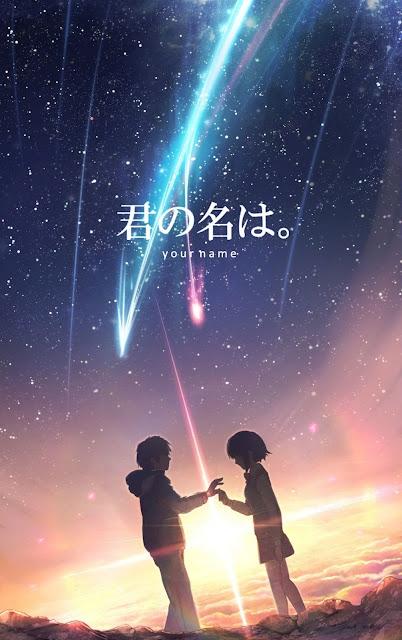 kimi no nawa light novel indonesia