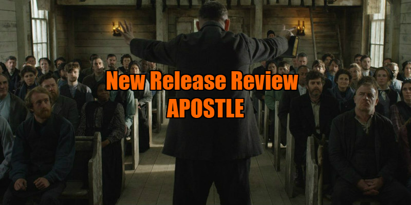 apostle netflix review