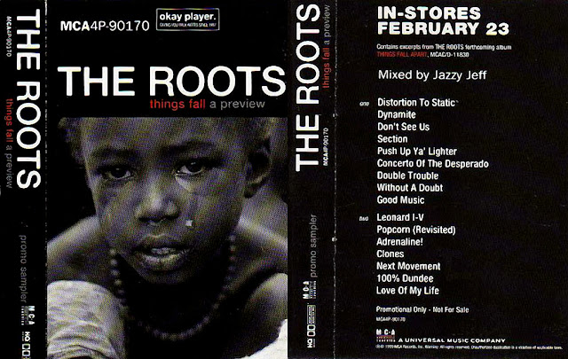 The Roots Things Fall A Preview Jazzy Jeff