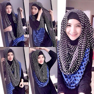 Kreasi Hijab Pashmina Untuk Remaja