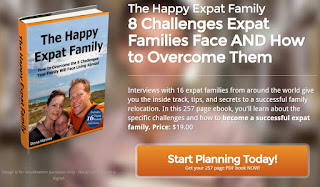 The Happy Expat Family E book