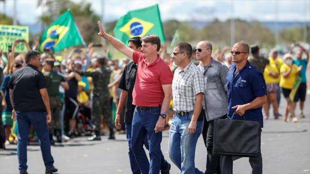 Denuncian otra vez a Jair Bolsonaro ante La Haya por genocidio
