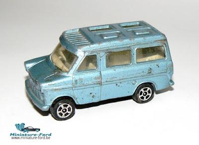 Corgi, Juniors, Ford Transit Caravan