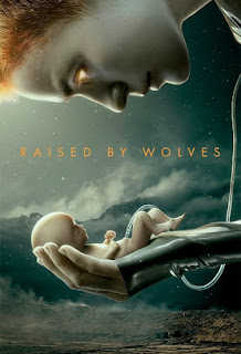 Raised by Wolves (2020) Temporada 1 audio español