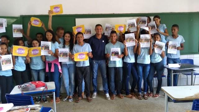 Francinópolis lança Núcleo de Cidadania para Adolescentes - NUCA