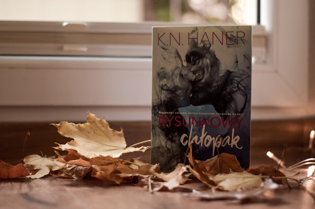 "K.N. Haner - ,,Rysunkowy chłopak"" (recenzja)"