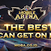 #ReviewGame MOBA ARENA