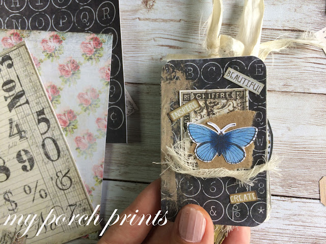 My Porch Prints printable Mini Mint Tin Book