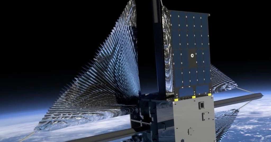 Nova vela solar da NASA pode mudar os voos espaciais para sempre