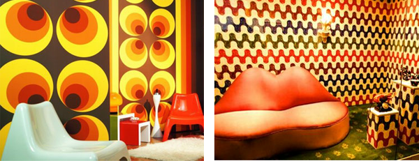Retro Style Interior Design