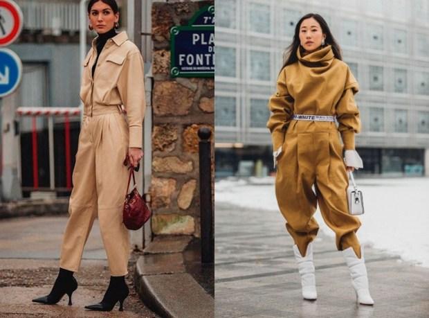 Fashion Overalls Winter 2019 For Women