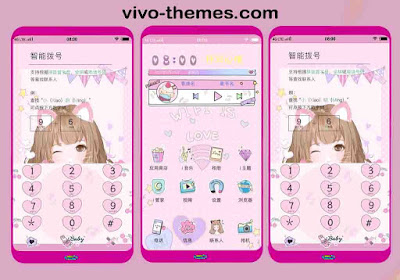 10 year old birthday party Theme For Vivo Android Smartphone