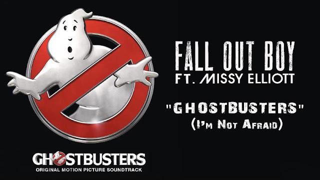 Fall Out Boy y Missy Elliot ponen ritmo a la banda sonora de 'Cazafantasmas'
